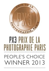Px3 Winner People's Choice Award